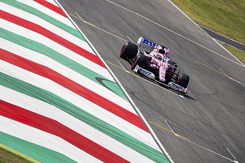F1: una posizione di penalità per Perez al Mugello
