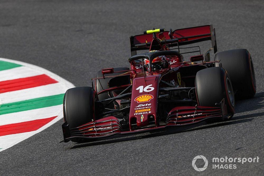 """Leclerc: """"El 5º puesto supera nuestras expectativas en Mugello"""""""
