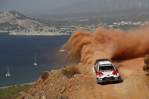WRC: Toyota descubre el origen del problema de Ogier en Turquía
