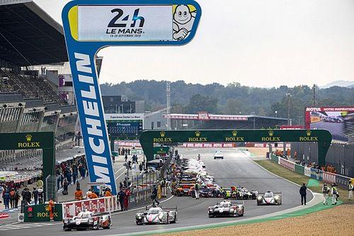 Le Mans dopiero w sierpniu?