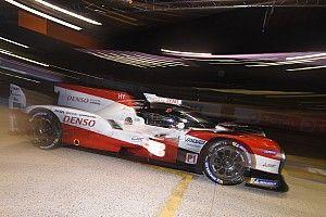 Le Mans: Con ocho horas para el final, Toyota lidera con el #8