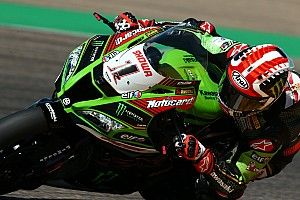 Aragon WSBK: Rea breaks lap record to claim pole