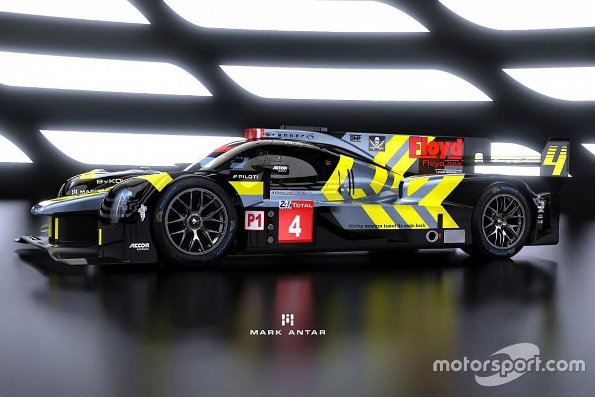 ByKOLLES svela la livrea per la 24 Ore di Le Mans 2020