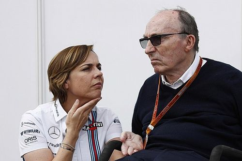 Esposo de Claire Williams detona contra Drive to Survive
