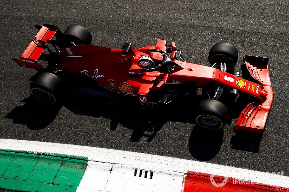 Онлайн. Гран При Италии. Вторая тренировка