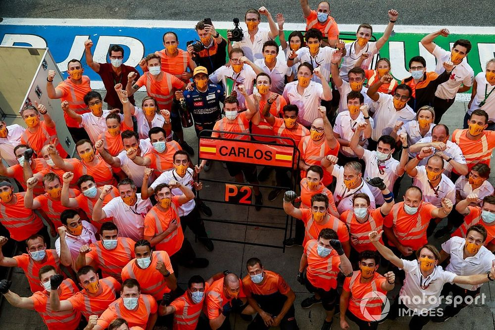 Why Monza marked a McLaren resurgence