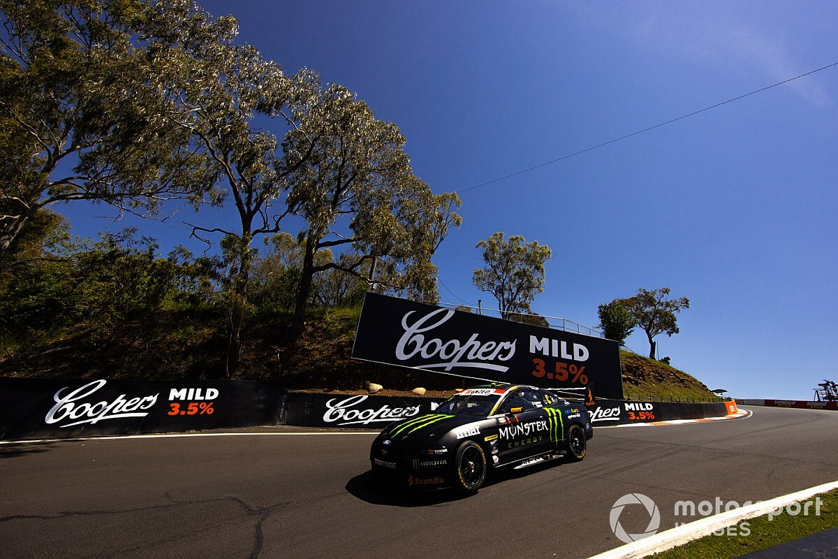 Bathurst 1000: Tickford one-two in final practice