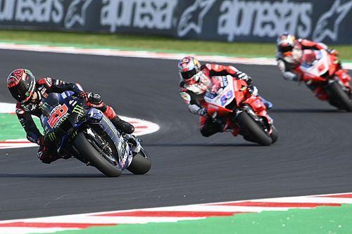 ¡Quartararo, campeón del mundo de MotoGP!