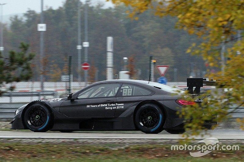 BMW begins testing Class One DTM car