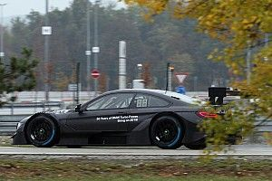 BMW begins testing Class One DTM car