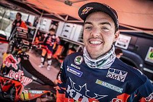 Rallye Dakar 2019: Matthias Walkner im Video-Interview