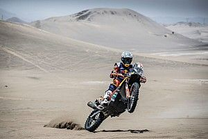Conheça a rota do Dakar 2019