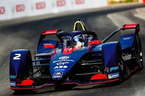 Bird tops post-race Formula E test in Saudi Arabia