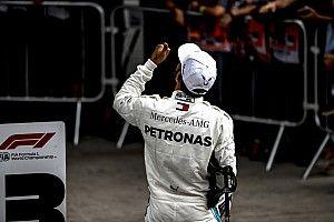 Megint Hamilton nevethetett a végén: galéria a 82. F1-es rajtelsőségéről