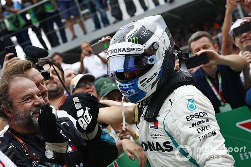 Bottas a gumikkal küzdött a Brazil GP-n