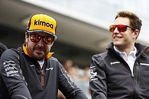 Алонсо: Из Вандорна вышел бы неплохой пилот гонок на выносливость