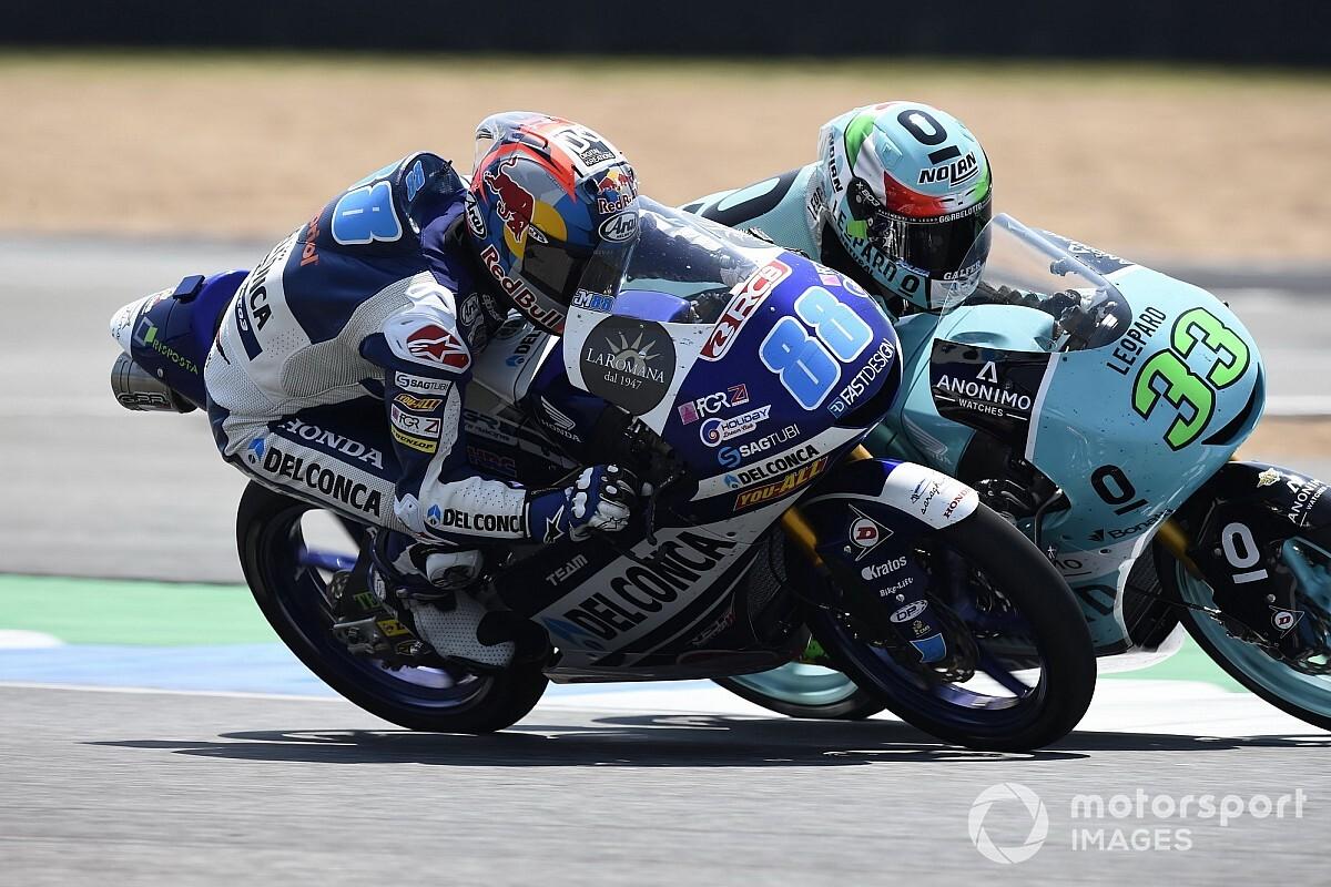 Martin, Bastianini in contention for 2021 Pramac ride