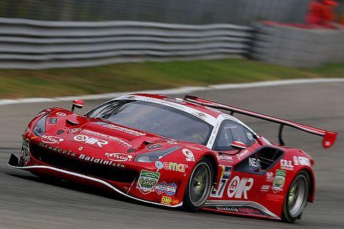 Fisichella confermato dalla Scuderia Baldini 27, sarà compagno di Jacques Villeneuve
