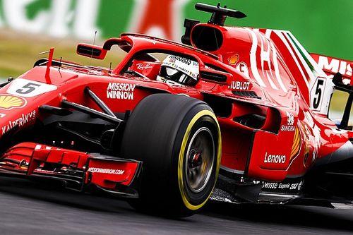 "Ferrari will ""punch back hard"" - Hamilton"