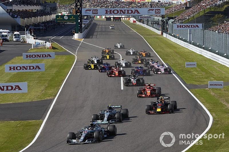 Hamilton przewiduje widowiskowe Grand Prix Japonii
