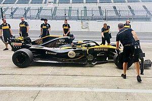 Pirelli completó dos días de pruebas en Suzuka