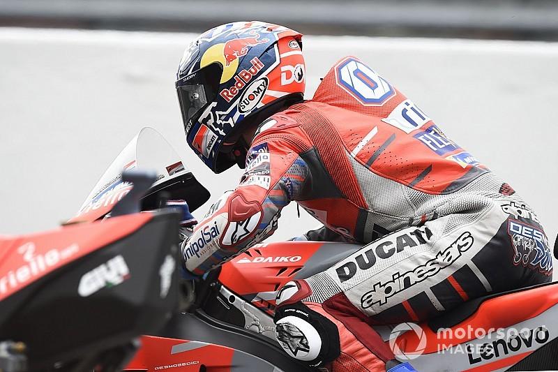 "Andrea Dovizioso zuversichtlich: Ducati hat 2019 deutlich ""solidere Basis"""