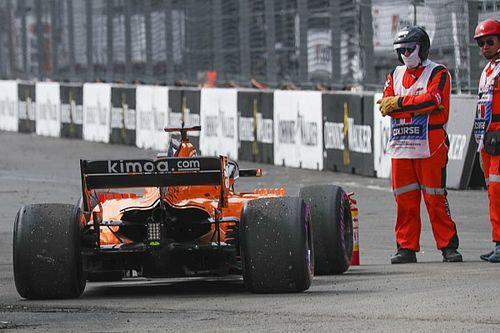 McLaren no será de los mejores en 2019, sentencia De la Rosa