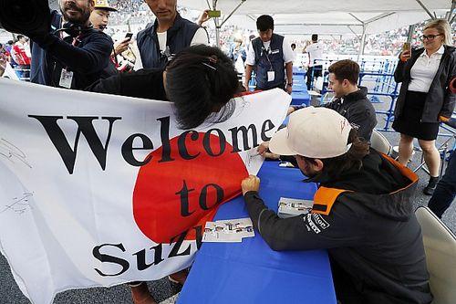 Suzuka hosszabbított, további három évig a Forma-1-ben marad!