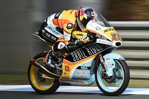 Moto3日本予選:ロドリゴPP獲得、真崎8位。佐々木、最後に痛恨の転倒