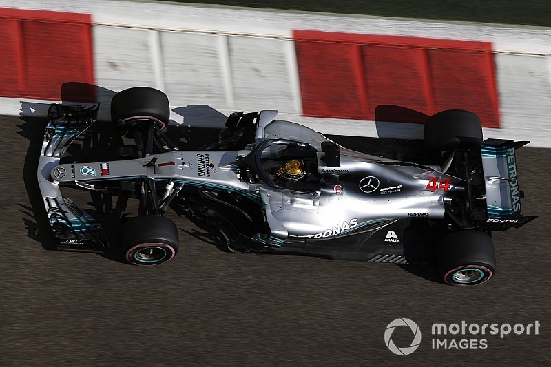 Mercedes prendra une décision sur le moteur de Hamilton après les EL2