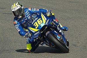 Mir lebih cocok MotoGP dibanding Moto2