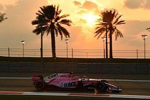 Le nom Force India disparait, les numéros des rookies et Kubica dévoilés