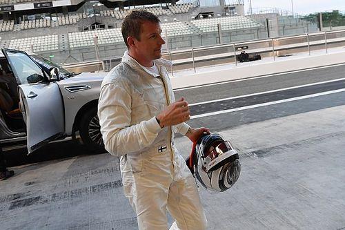 """Räikkönen """"a rapidement rebondi"""" après Monza"""