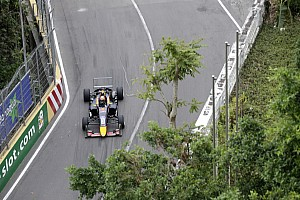 Ticktum gana la carrera de clasificación camino de su segundo GP de Macao