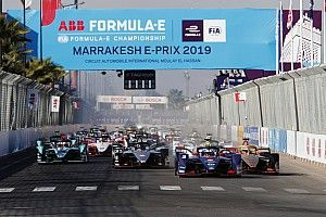 "Vergne: I'm an ""idiot"" for first-corner Marrakesh lunge"
