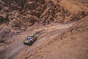 El enojo del copiloto de Loeb: No soy tonto; no me pierdo en una pista