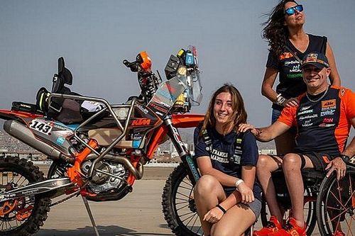 Dakar 2019: la favola di Dutto è stata interrotta per un fraintendimento