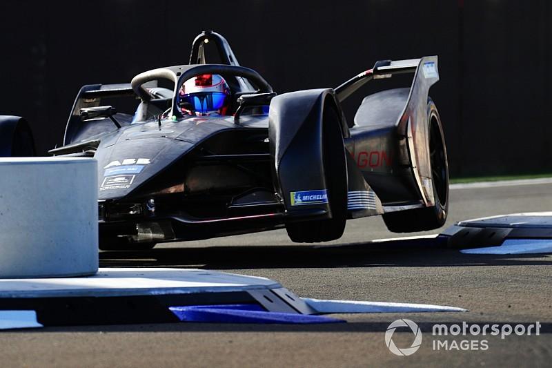 Así luce la nueva generación de coches de Fórmula E en Valencia