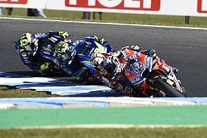 """Dovizioso: """"La Ducati è messa molto meglio dell'anno scorso, ma continuiamo a lavorare"""""""