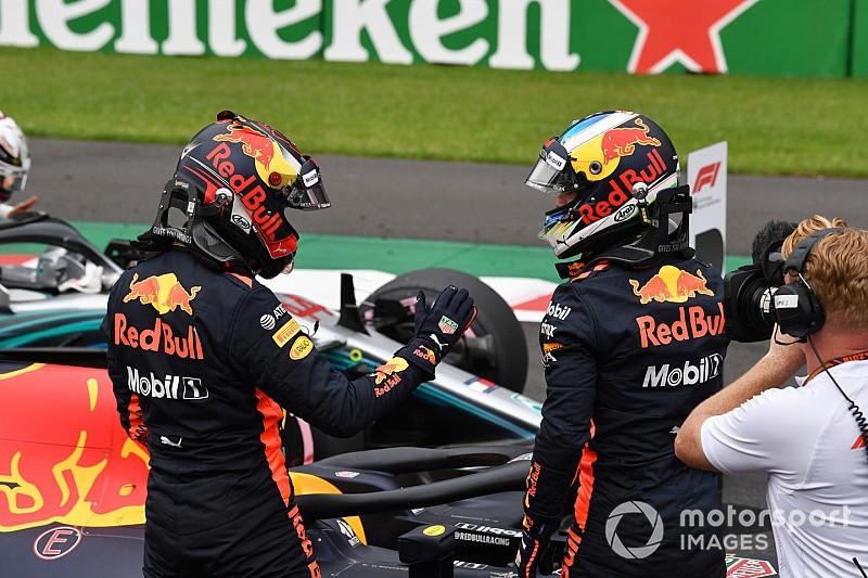 Ricciardo és Verstappen hallani sem akar arról, hogy kiüthetik egymást Mexikóban