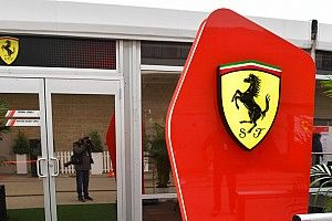 A Ferrari is megérkezett a Hungaroringre