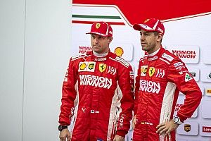 Raikkonen: Blaming Vettel for his errors 'pointless'