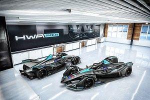 HWA présente sa Formule E et confirme Paffett