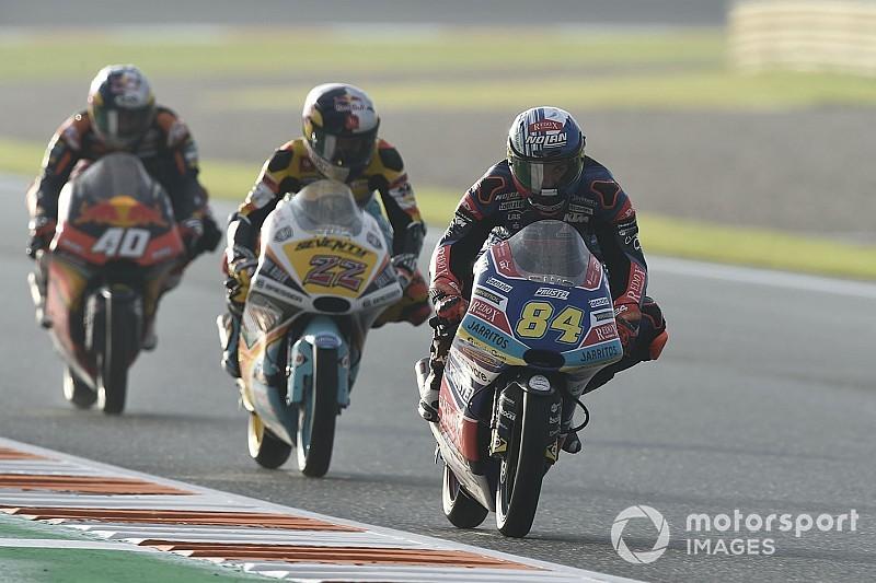 В Moto2 и Moto3 начнут использовать квалификационный формат по подобию MotoGP