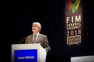 Jorge Viegas succede a Vito Ippolito come presidente della FIM