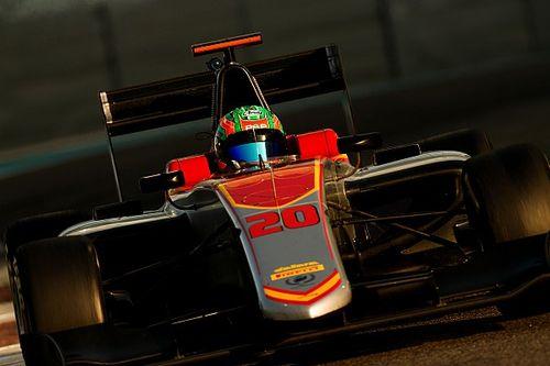 GP3, Test Abu Dhabi, Giorno 3: Daruvala chiude l'era della categoria con il miglior tempo