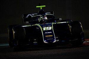 Tes F2 Abu Dhabi: Deletraz paling cepat, Gelael ke-15