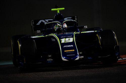 Abu Dhabi F2 testi 3. gün: Son günün lideri Deletraz