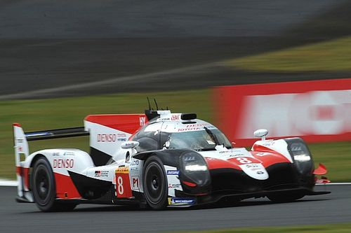 WEC Fuji: Alonso toch op pole na straf voor #7 Toyota