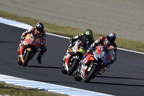 """Crutchlow: """"La estrategia de Dovizioso es ralentizar las carreras"""""""